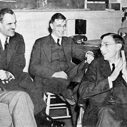 Vannevar Bush & Colleagues in Berkeley